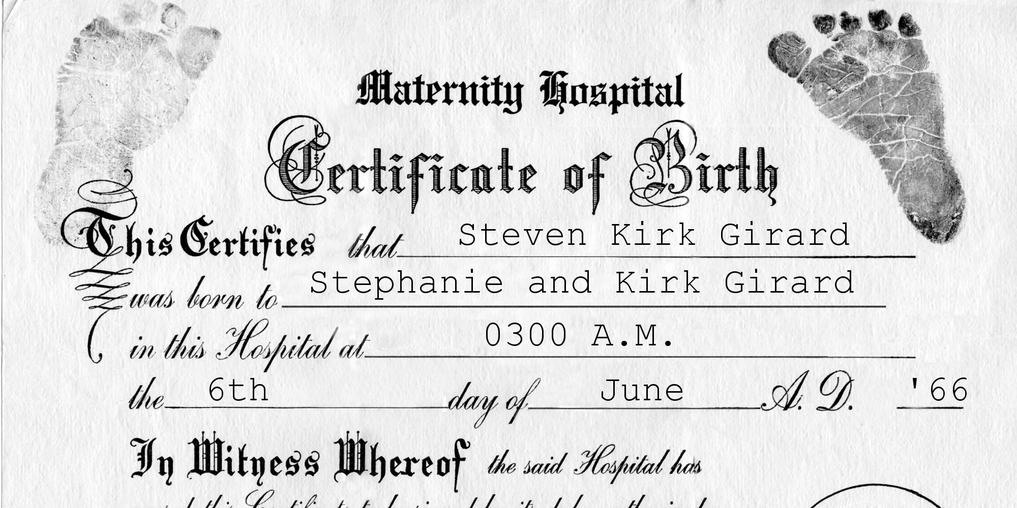 Girardbirth certificate the humboldt consequential girardbirth certificate xflitez Gallery
