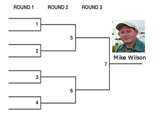 Mike Wilson bracket